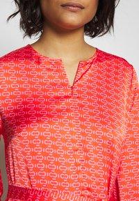 Cras - MONO DRESS - Robe longue - orange - 6