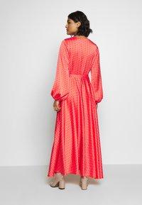 Cras - MONO DRESS - Robe longue - orange - 2