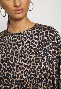 Cras - LANI DRESS - Robe d'été - brown - 5