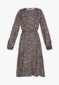 Cras - LANI DRESS - Robe d'été - brown - 4