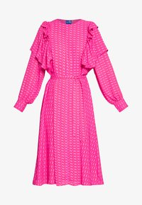 Cras - ZAGA DRESS - Robe d'été - pink/red - 4