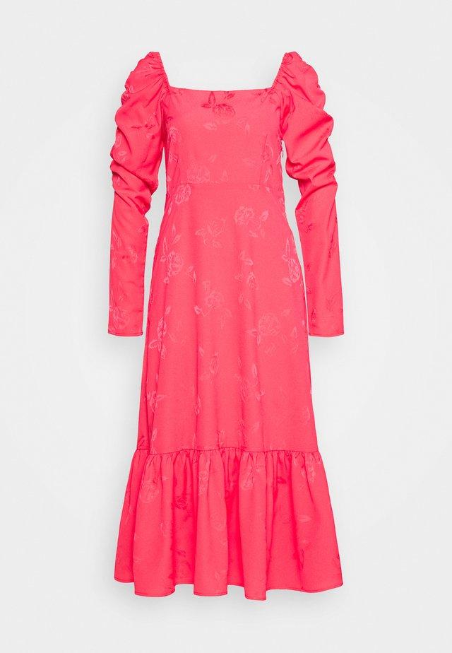 LISECRAS DRESS - Korte jurk - paradise pink