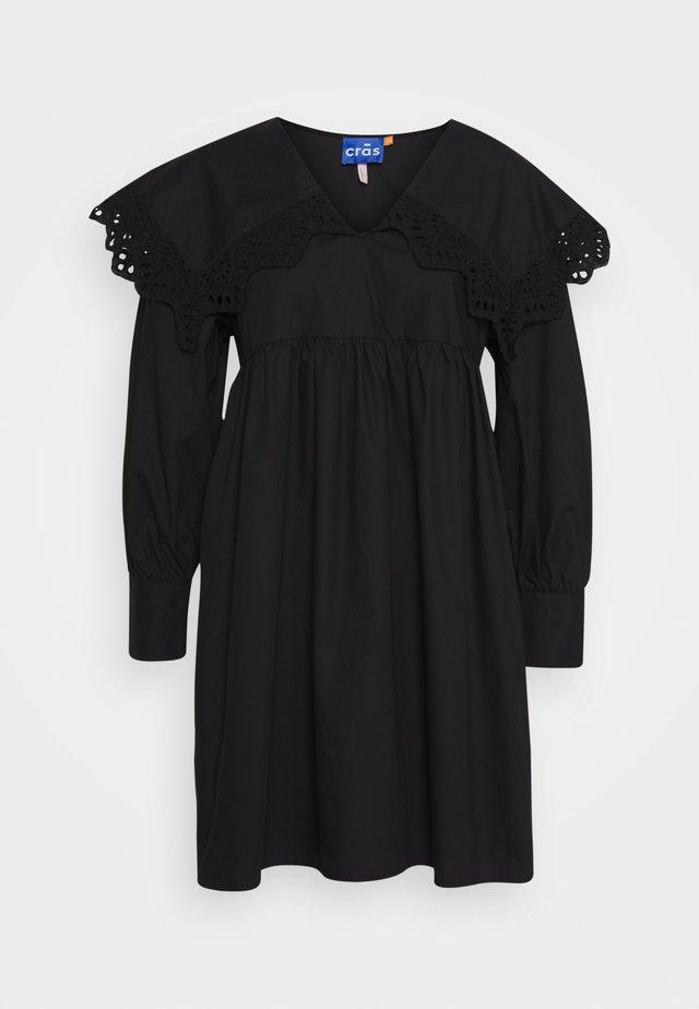 LUICRAS DRESS - Hverdagskjoler - black