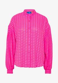 Cras - ZAGA SHIRT - Chemisier - pink/red - 4