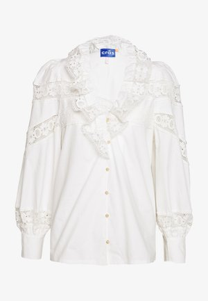 LOUISECRAS - Blusa - white
