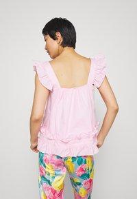 Cras - ISABELLACRAS - Blouse - pink lady - 2