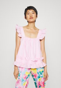 Cras - ISABELLACRAS - Blouse - pink lady - 0