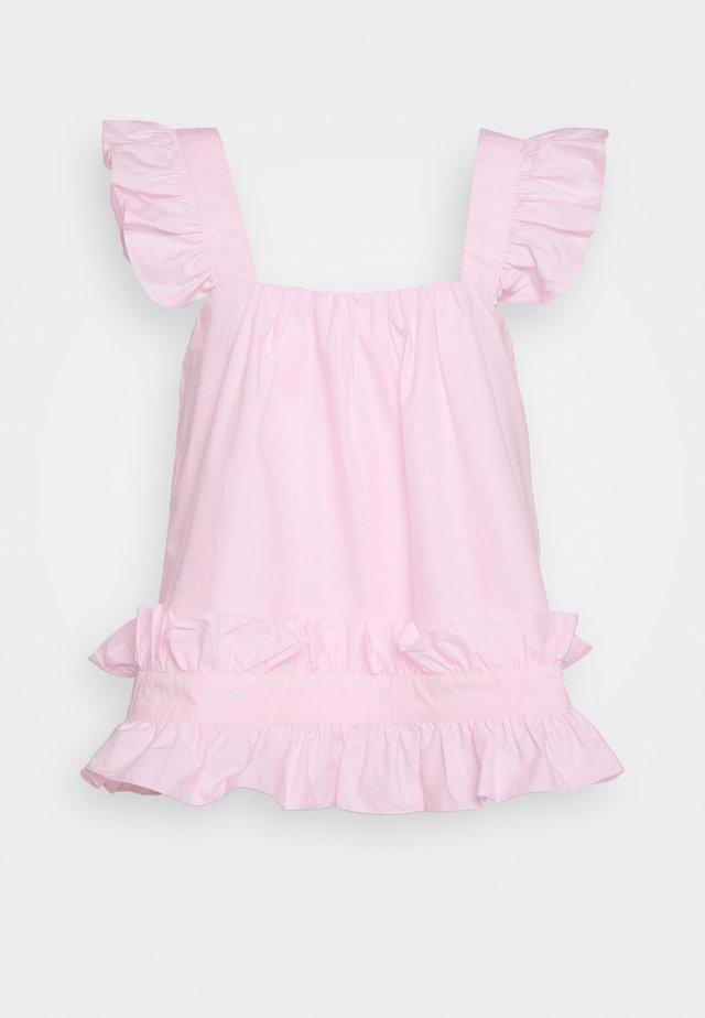 ISABELLACRAS - Blus - pink lady