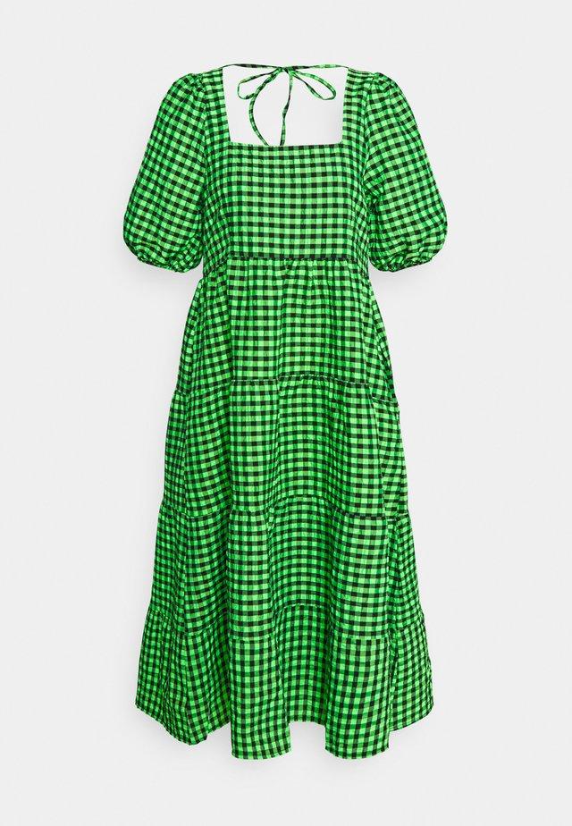 RILLOCRAS - Vapaa-ajan mekko - green