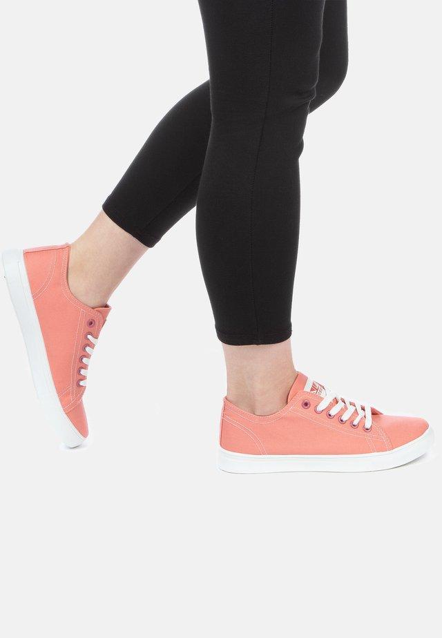 SNEAKER - Sneakers laag - orange
