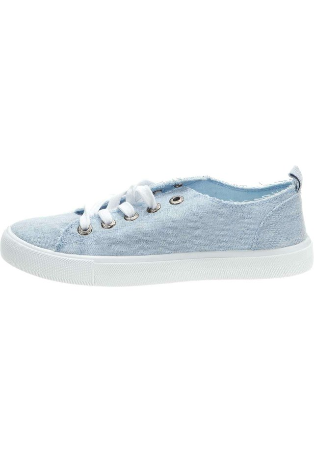 SNEAKER - Sneakers laag - en jean