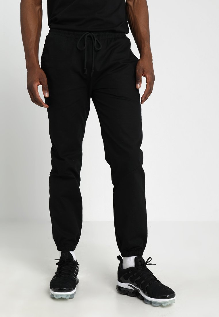 Cayler & Sons - PANTS - Jeans Tapered Fit - black