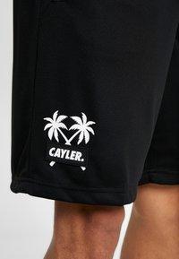 Cayler & Sons - STATEMENT PALMS - Teplákové kalhoty - black - 4