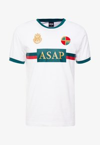 Cayler & Sons - POLO TEE - Camiseta estampada - white - 3