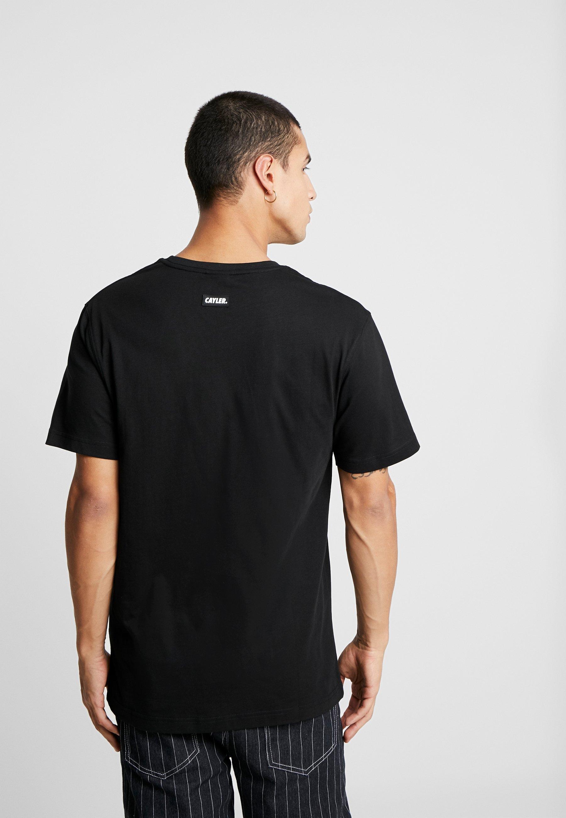 Sons shirt white Imprimé Cayleramp; Scan Black TeeT rshCtQBxd