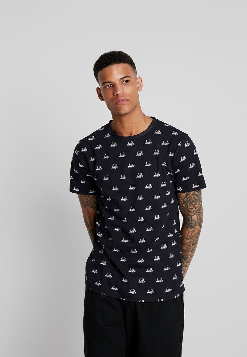 Cayler & Sons - TEE - Print T-shirt - black