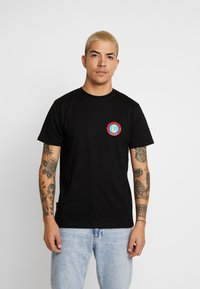 Cayler & Sons - WATCH OUT TEE - Triko s potiskem - black - 0