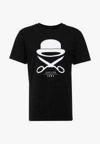 Cayler & Sons - ICON TEE - Camiseta estampada - black/white - 3