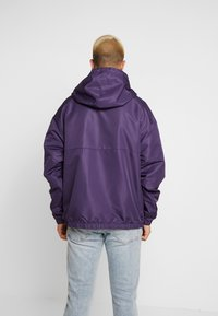 Cayler & Sons - FORM HALFZIP WINDBREAKER - Windbreaker - purple/black - 2