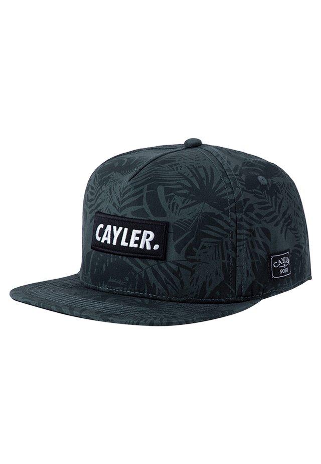 CAYLER & SONS ACCESSOIRES C&S WL STATEMENT CAP - Cap - snow camo/black