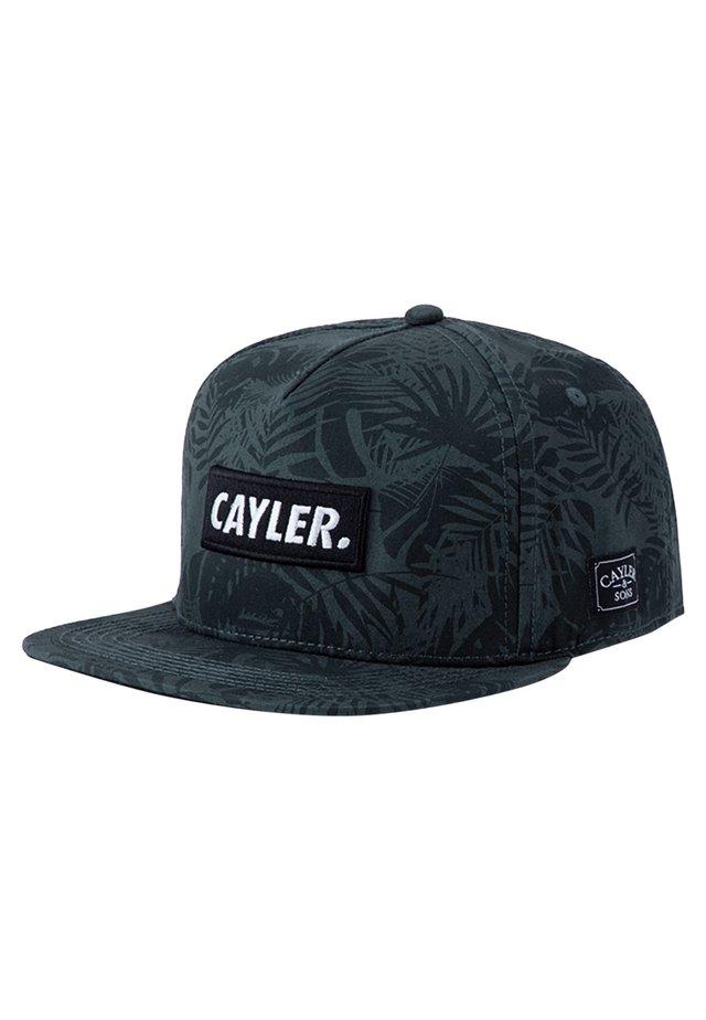 CAYLER & SONS ACCESSOIRES C&S WL STATEMENT CAP - Cap - woodland/red