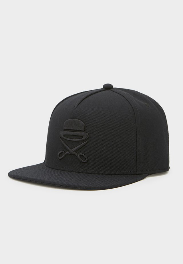 C&S PA ICON CAP - Cap - woodland/black