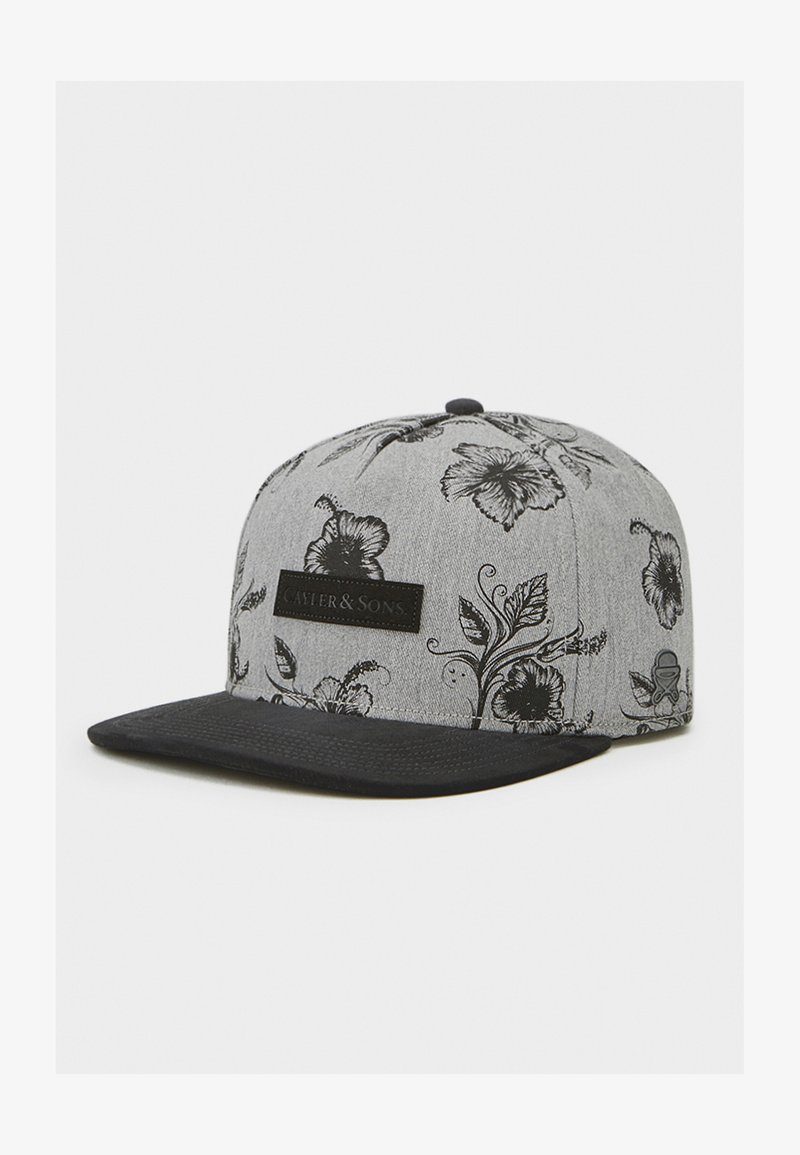 Cayler & Sons - Cap - gry/gry