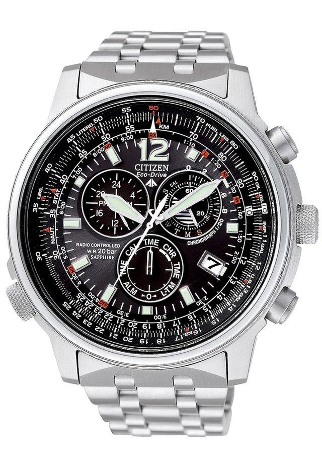 PILOT - Horloge - schwarz