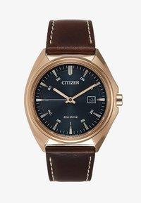 Citizen - Zegarek - darkbrown/gold-coloured - 1