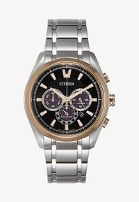 Citizen - Chronograph - silver-coloured/gold-coloured - 1