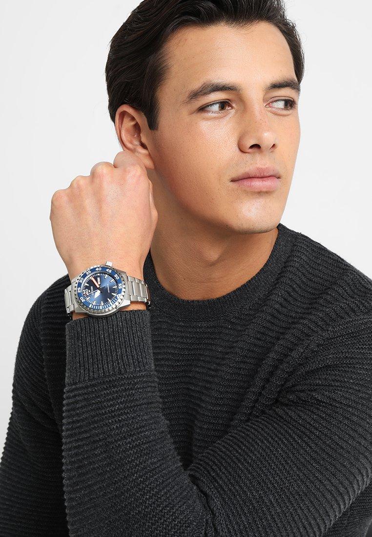 Citizen - Watch - silver-coloured/blue