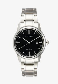 Citizen - ECO DRIVE DATE - Uhr - silver-coloured