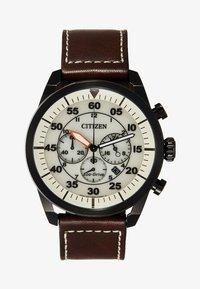 Citizen - ECO DRIVE - Zegarek chronograficzny - brown - 1