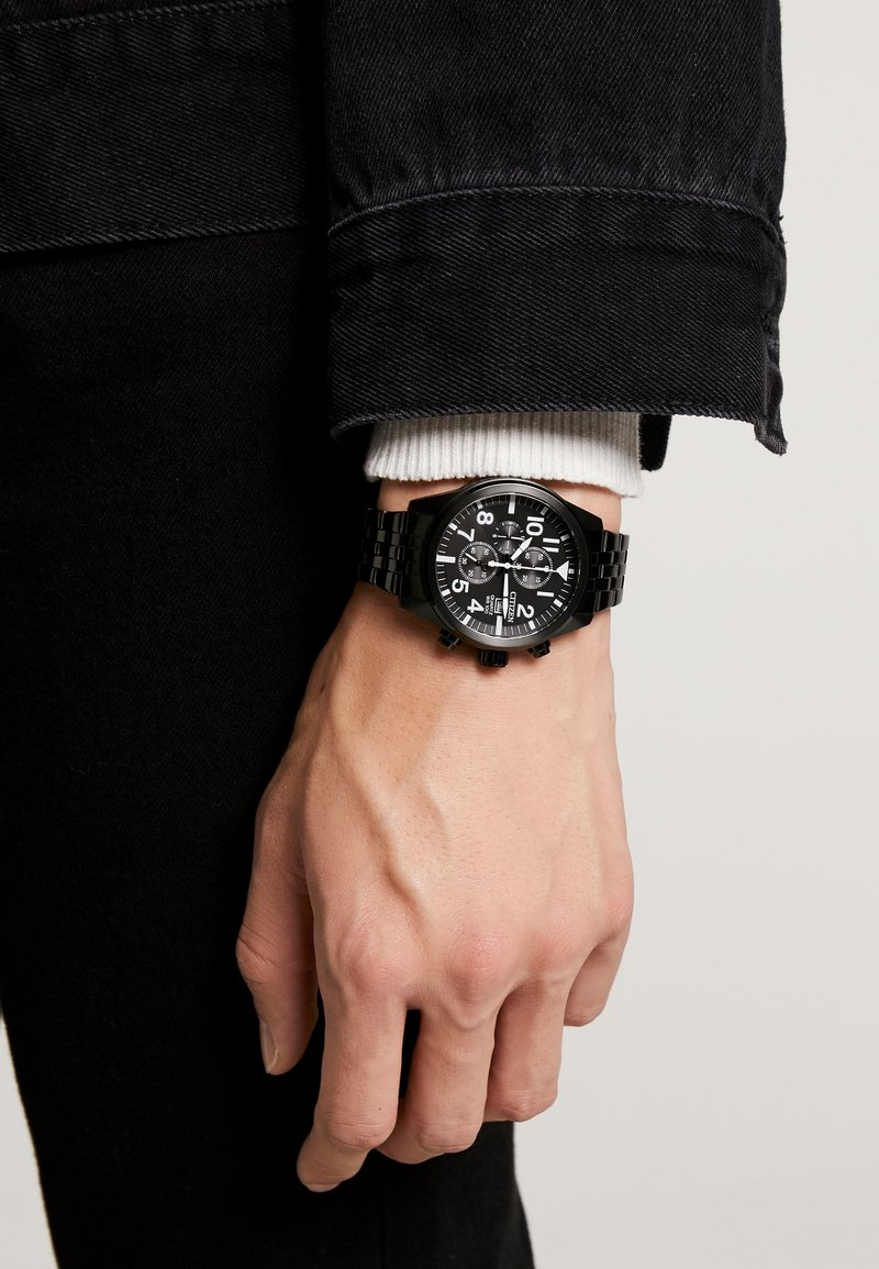Citizen - Chronograph - black
