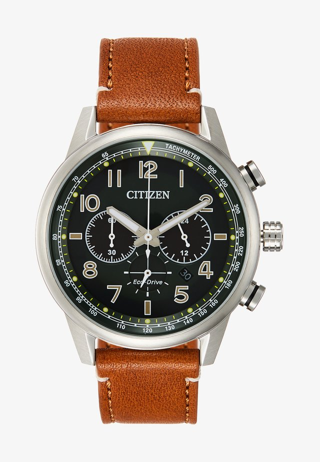 Chronograph - brown