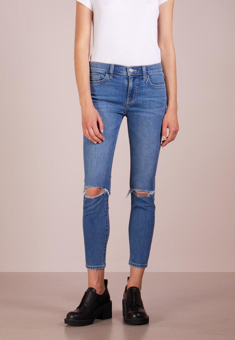 Current/Elliott - STILETTO - Jeans Skinny - blue denim
