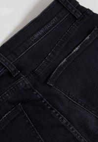 Current/Elliott - STILETTO - Skinny džíny - black denim - 4