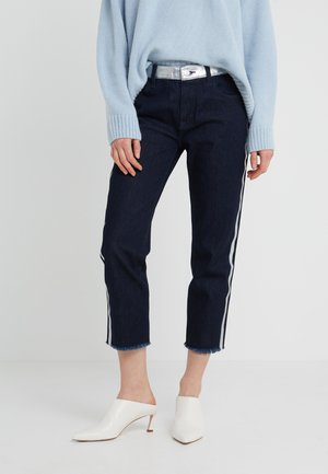 THE FLING - Jeansy Relaxed Fit - crowd