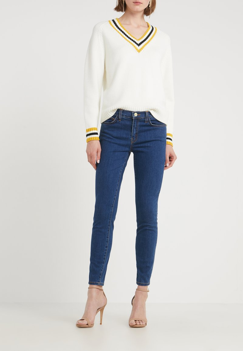 Current/Elliott - THE STILETTO  - Jeans Skinny Fit - scorpio