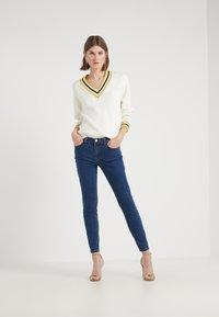 Current/Elliott - THE STILETTO  - Jeans Skinny - scorpio - 1