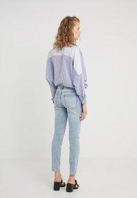 Current/Elliott - THE STILETTO - Jeans Skinny Fit - blue lake - 2