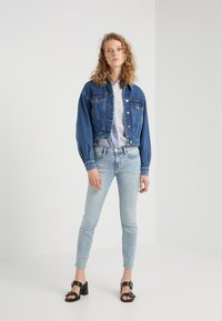 Current/Elliott - THE STILETTO - Jeans Skinny Fit - blue lake - 1