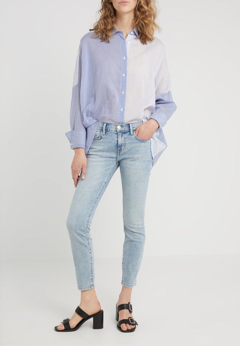 Current/Elliott - THE STILETTO - Jeans Skinny Fit - blue lake
