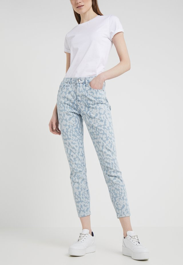 THE  STILETTO - Jeans Skinny Fit - inky