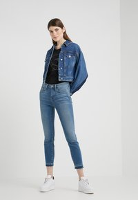 Current/Elliott - THE STILETTO - Jeans Skinny Fit - lakewater - 1