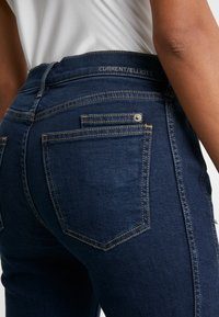 Current/Elliott - THE 7-POCKET STILETTO - Jeans Skinny - demir - 5