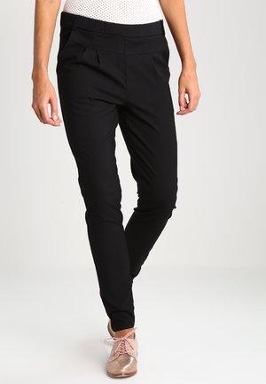 SARAH - Trousers - black
