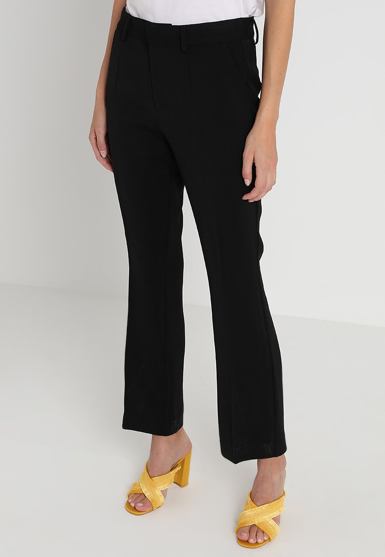 Culture - AILEEN PANTS - Pantalon classique - black