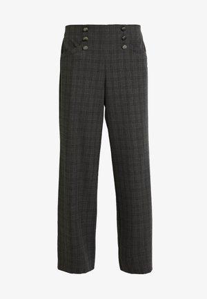 CUANTILLA PANTS - Trousers - black