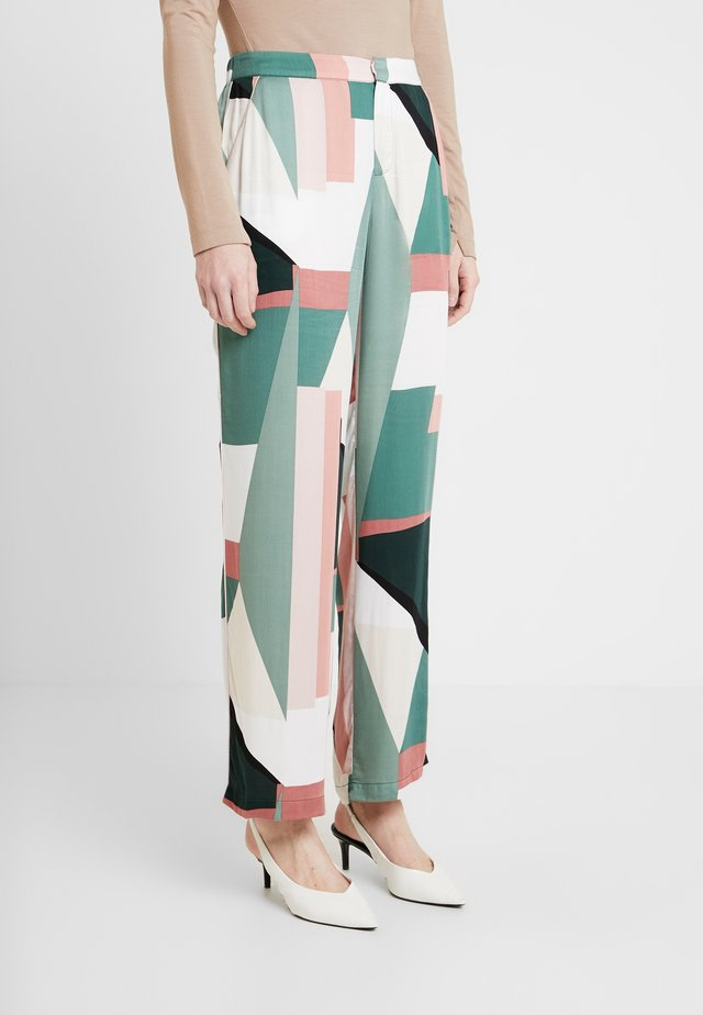 CURIGMOR PANTS - Trousers - pine grove